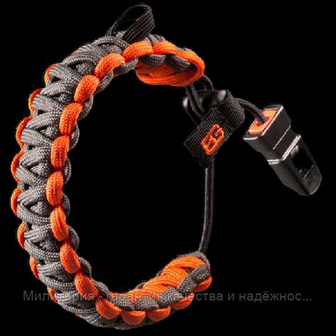 Браслет Gerber Bear Grylls Survival bracelet eng блістер, фото 2