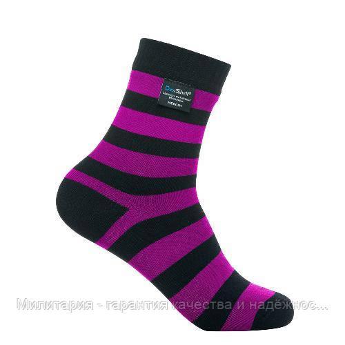 Dexshell Ultralite bamboo M Шкарпетки водонепроникні  розмір M (DS643PM)