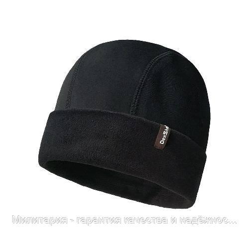 Шапка водонепроникна Dexshell Watch Hat чорна S/M 58-60 см