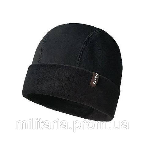 Шапка водонепроникна Dexshell Watch Hat чорна S/M 58-60 см, фото 2
