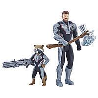 Набор Тор и Енот Ракета Герой Marvel Мстители: Финал Hasbro E5083