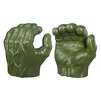 Руки Перчатки Халк Hasbro Hulk Gamma Grip Fists E0615