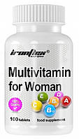 Вітамінний комплекс IronFlex - Multivitamin For Women (100 таблеток)