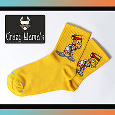 Шкарпетки Crazy Llama's (Туреччина)