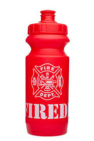 Велофляга Green Cycle Firedivision 0,6 red nipple- red SKL35-187896