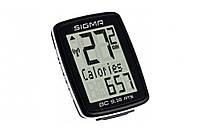 Велокомпютер бездротовий Sigma Sport BC 9.16 Ats Black SKL35-187534