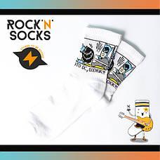 Шкарпетки Rock'n ' socks (UA)