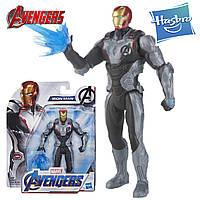 Фигурка Железный Человек 16 см Мстители Финал Suit Iron Hasbro E3926