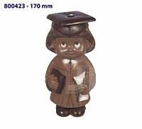 Форма для шоколада 3D — Выпускница
