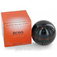 Туалетная вода  Boss in Motion Black от Hugo Boss (свежий, притягательный, энергетичный аромат)