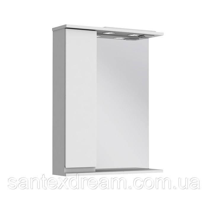 Зеркало Ювента Моника 65x83x17 левое (МШНЗ2-65)