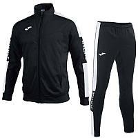 Спортивный костюм Joma CHAMPION IV 100687.102_100761.102 черно-белый
