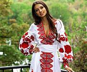 Вишиті блузи і плаття, як сучасний і стильний елемент жіночого гардеробу