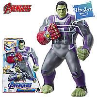 Фигурка Халк 35 см звук свет Мстители: Финал Hulk Hasbro E3313