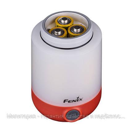 Ліхтар кемпінговий Fenix CL23 червоний, фото 2