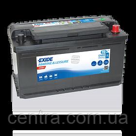 Аккумулятор Exide Leisure  6СТ-90 EN800 Start