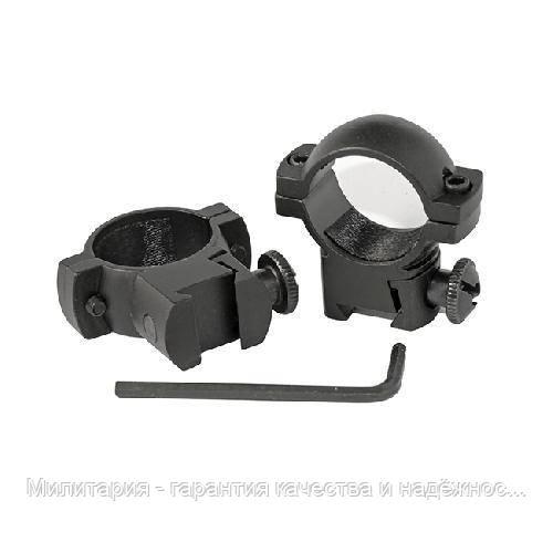 Кріплення для ліхтарів алюм MOUNT 25-Z 25 діам  30мм