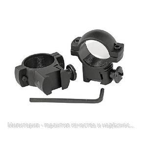 Кріплення для ліхтарів алюм MOUNT 25-Z 25 діам  30мм, фото 2