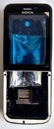 Корпус для Nokia 6730 Black, фото 2