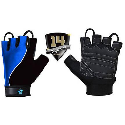 Перчатки Superior 14 Man Blue-Black strap, фото 2