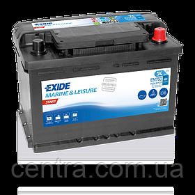 Аккумулятор Exide Leisure  6СТ-74 EN750 Start