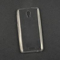 Чехол силиконовый прозрачный для Lenovo S660, 0.5mm