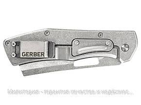 Ніж складний Gerber Flatiron Folding Cleaver - G10 блістер, фото 2