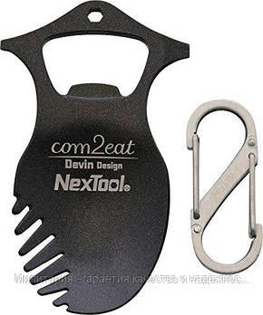Міні-Мультитул NexTool BOTLLE OPENER & Cutlery Com2eat KT5013B, фото 2