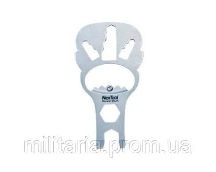 Міні-Мультитул NexTool BOTTLE OPENER Monster Mouth KT5010B, фото 2