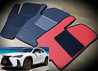 Килимки ЄВА в салон Lexus UX '18-