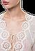 Белая женская туника Suavite 10782, фото 4