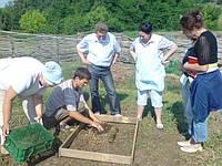 Выездной семинар по переработке органического мусора по Украине