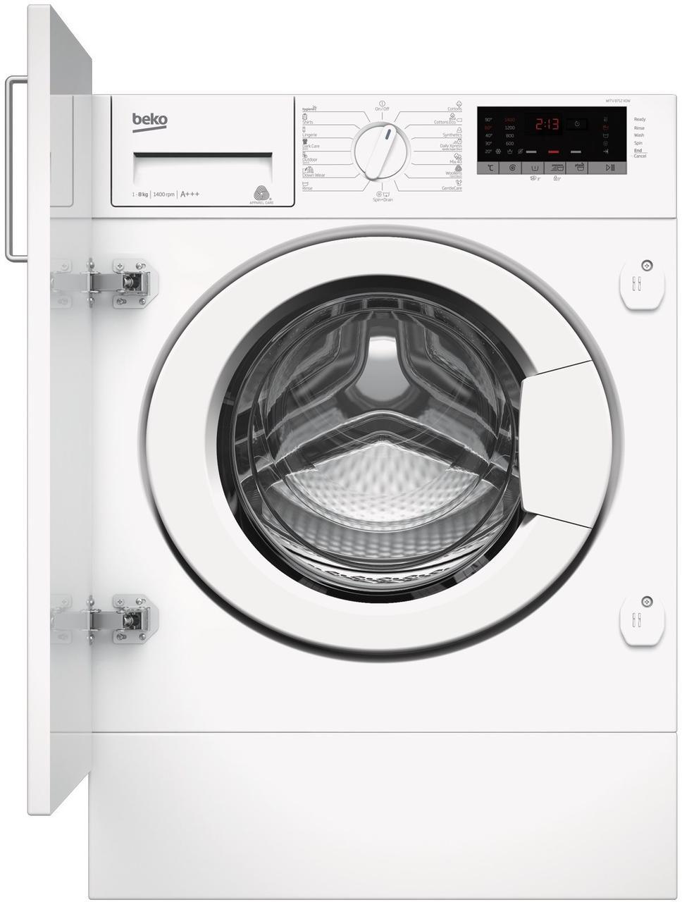 Вбудована пральна машина Beko WITV8712X0W [8кг]