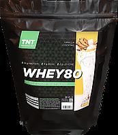 Протеин сывороточный 80% ( 2 кг , Польша  )