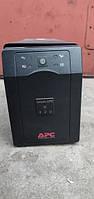 ИБП Бесперебойник UPS 420 VA / ВА APC Smart-UPS SC 420 SC420I № 20120301