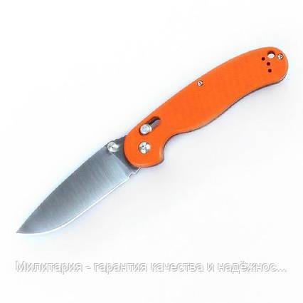 Ніж складний Ganzo G727M помаранчевий, фото 2