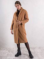 Пальто oversize Only 11734S504 S (71041S) Коричневый