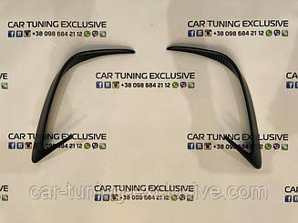 BRABUS back inserts for Mercedes GLE-class Coupe C292