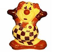 Форма для шоколада 3D — Клоун