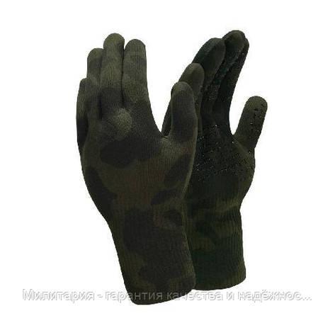 Dexshell Camouflage Gloves S рукавички водонепроникні, фото 2