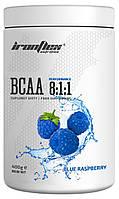 Аминокислоты IronFlex - BCAA 8:1:1 (500 грамм)