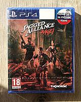 Jagged Alliance Rage (рус.) PS4, фото 1