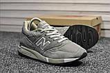 Чоловічі кросівки New Balance 998 Bringback, фото 6
