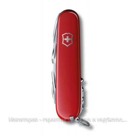 Ніж Victorinox Mountaineer 1.3743 червоний, фото 2