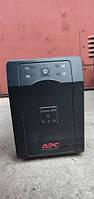 ИБП Бесперебойник UPS 420 VA / ВА APC Smart-UPS SC 420 SC420I № 20120302