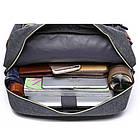 Рюкзак для ноутбука Fashion 18 л голубой 50329, фото 4