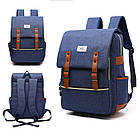 Рюкзак для ноутбука Fashion 18 л голубой 50329, фото 2