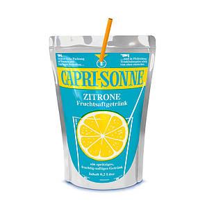 Сік Capri-Sonne Zitrone лимонний 2 л (10 х 0,2 л) 4 шт/ящ.