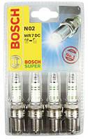 Свеча зажигания BOSCH ВАЗ-2108 (WR7DC)