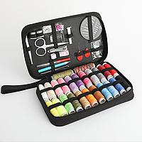 Универсальный швейный набор для шитья ARVEL дорожный набор ниток 97 предметов